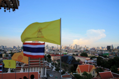 Golden-Mount-Bangkok -view