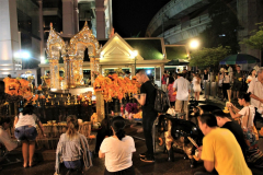 Siam Square: Erawan Shrine
