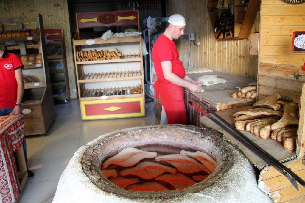 Lake Sevan - Bakery