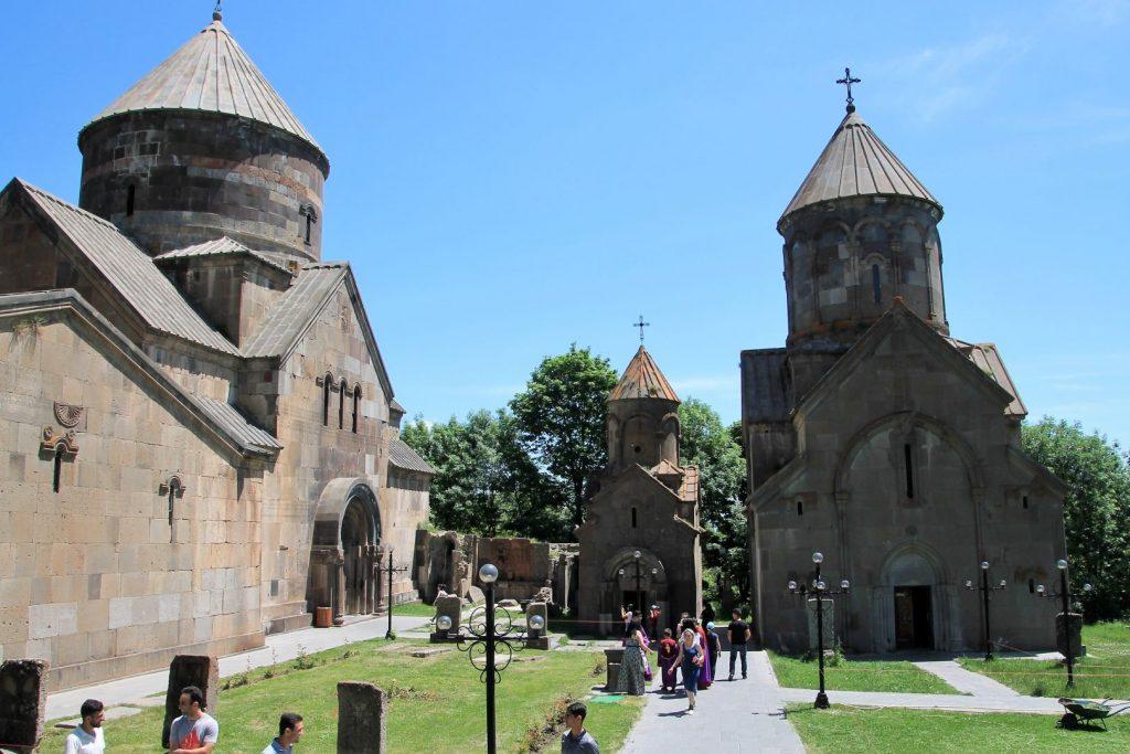 Tsakhadzor Monastery