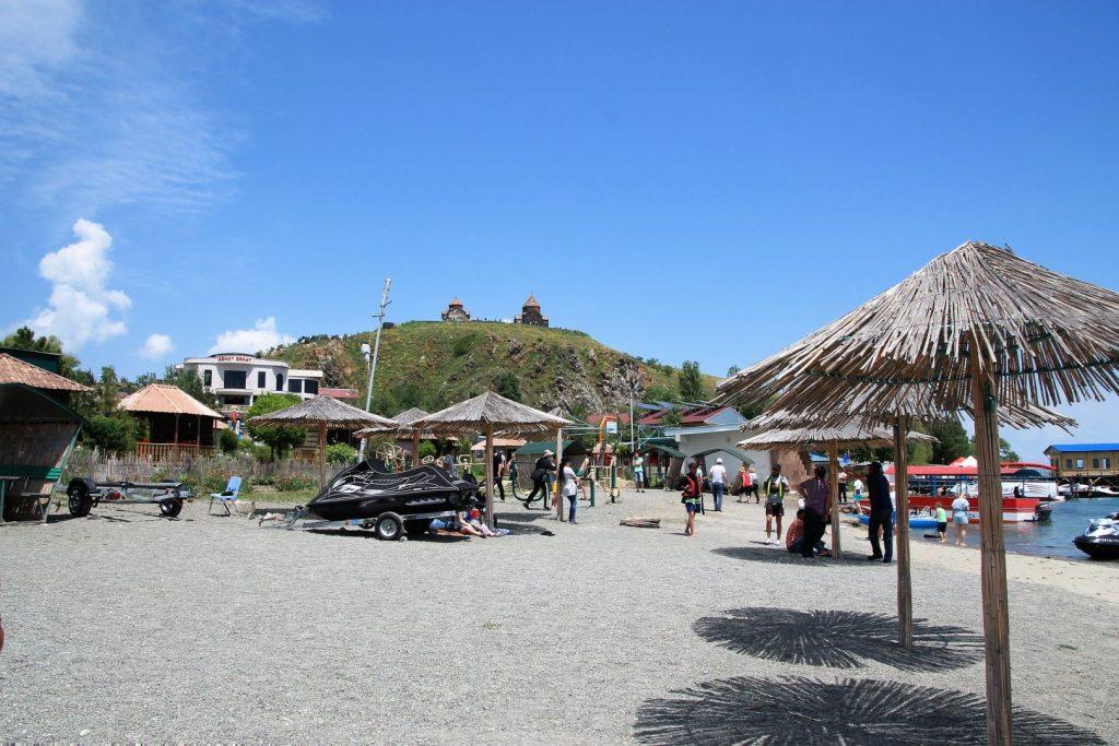 Lake Sevan Beach