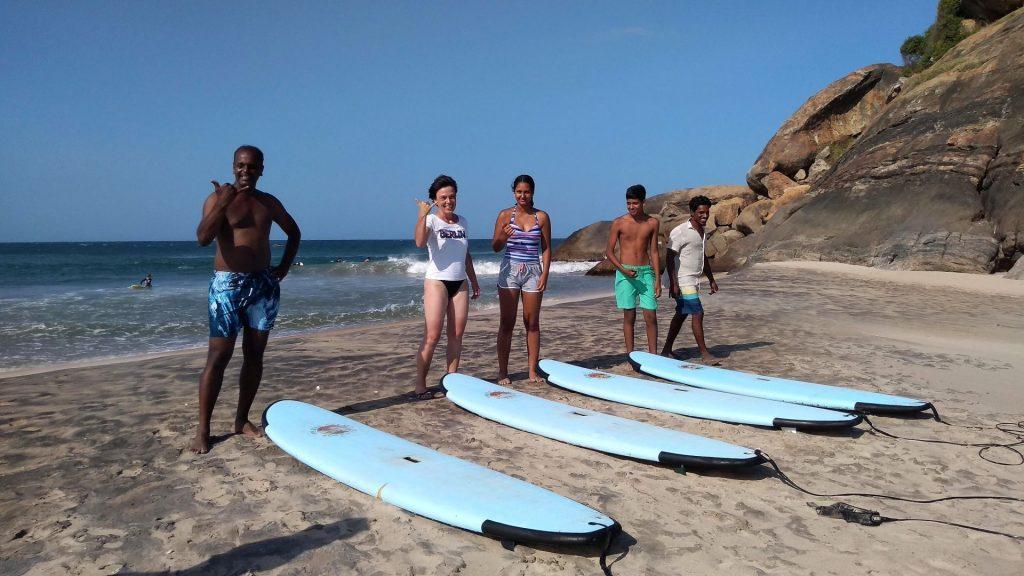 Surf Lesson Arugam Bay