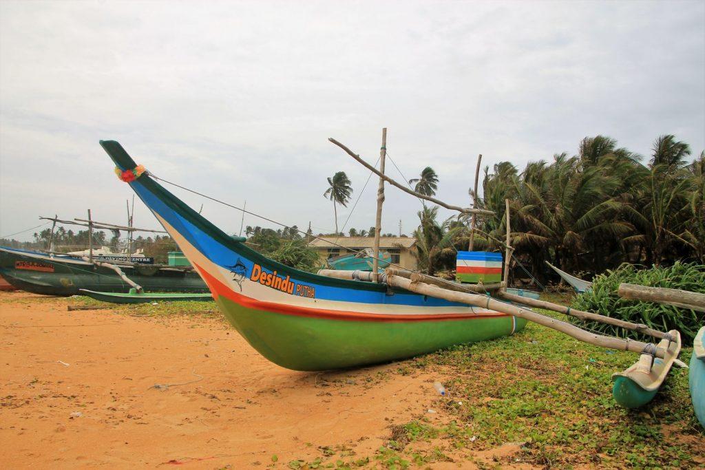Dodanduwa harbour