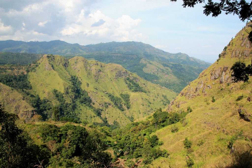 Ella Rock Hike and Little Adams Peak