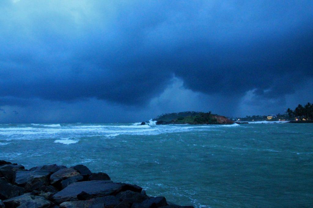 Mirissa Thunderstorm