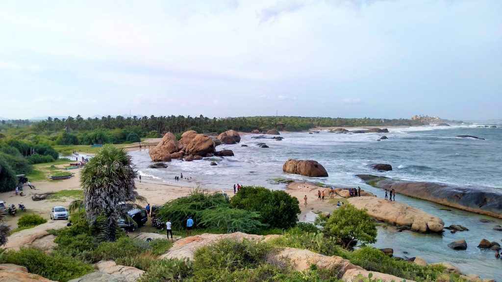 Nidangala  beach: a heaven-like picturesque place on earth