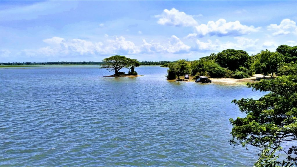Tissamaharama Tissa Lake