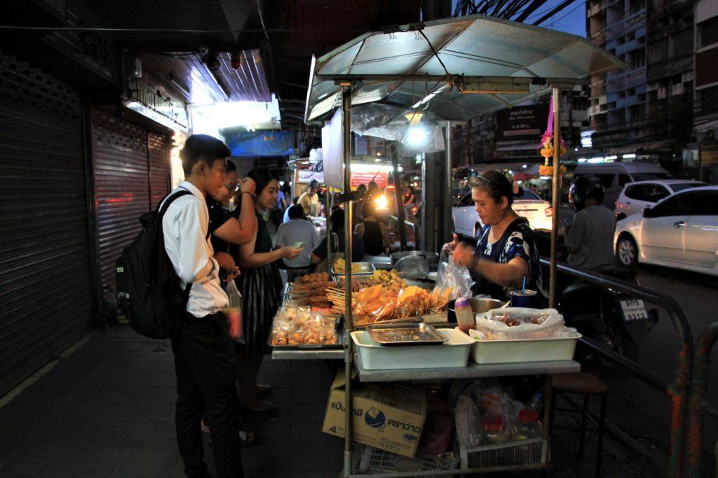 Bangkok, Streetfood