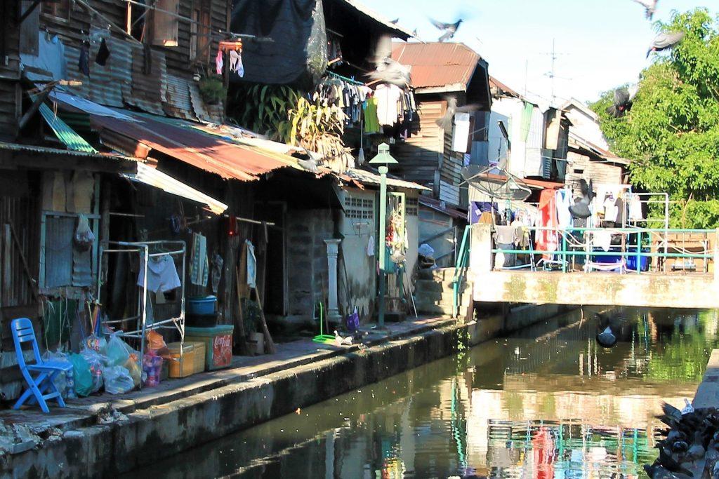 Bangkok,  Rop Krung  Channel