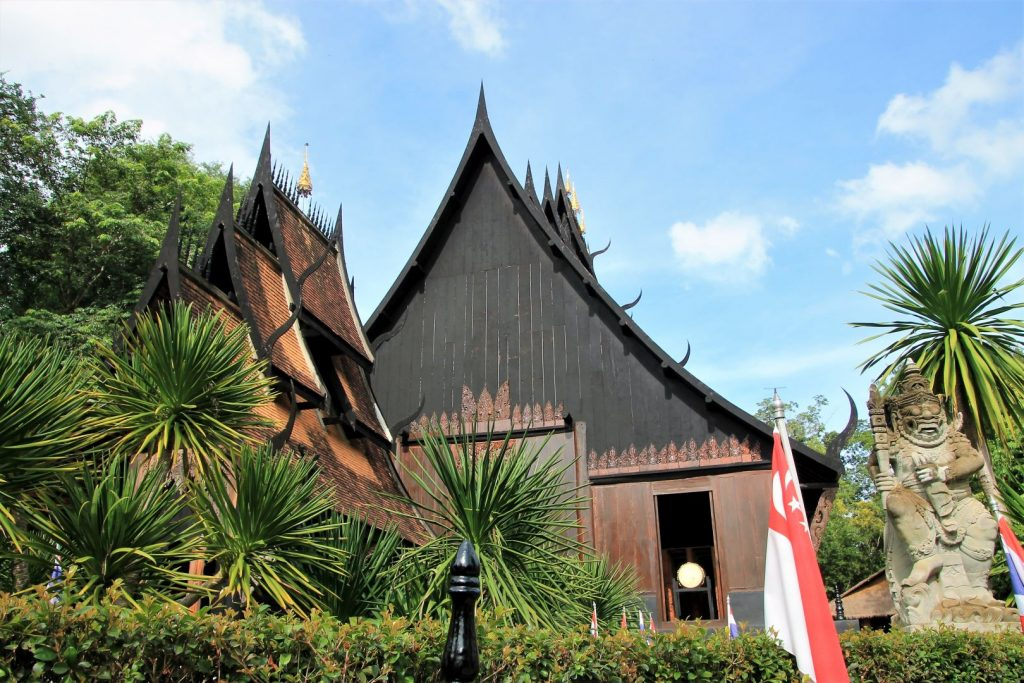Black House Baan Dam Museum