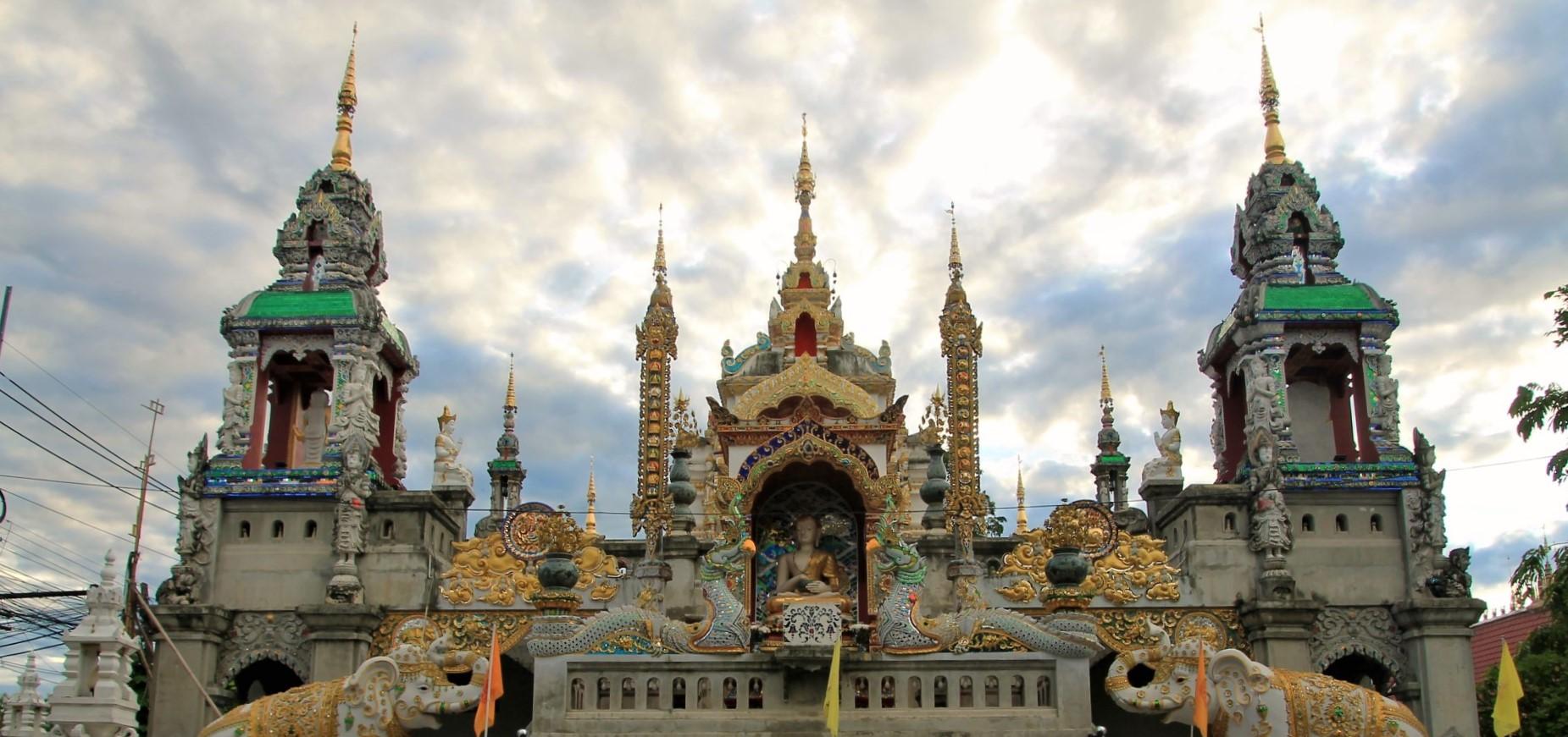 Chiang Rai Wat Ming Muang