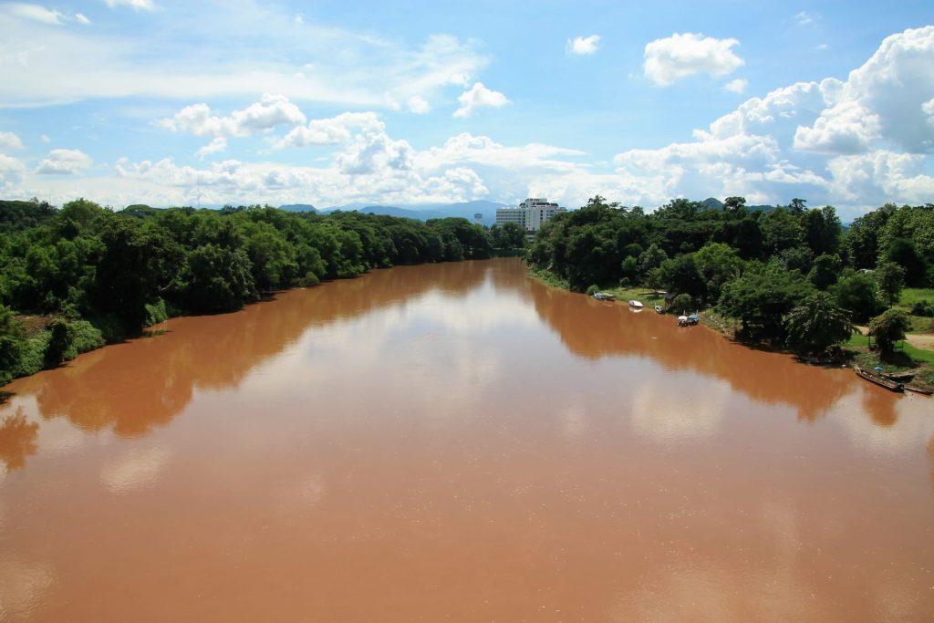 Kok River, Chiang Rai
