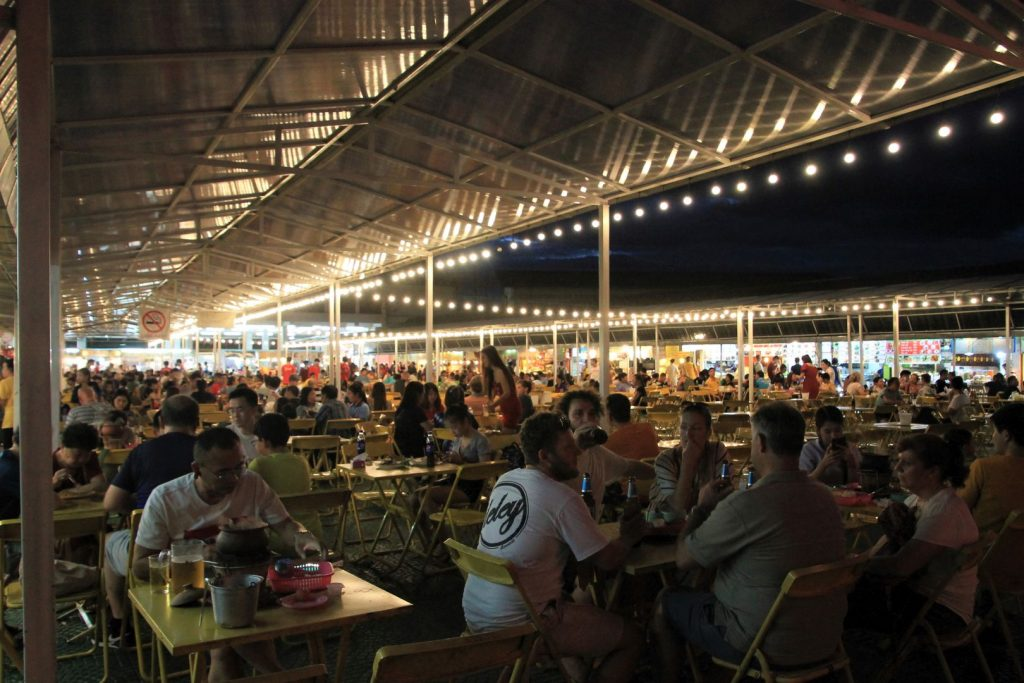 Night Market Chiang Rai