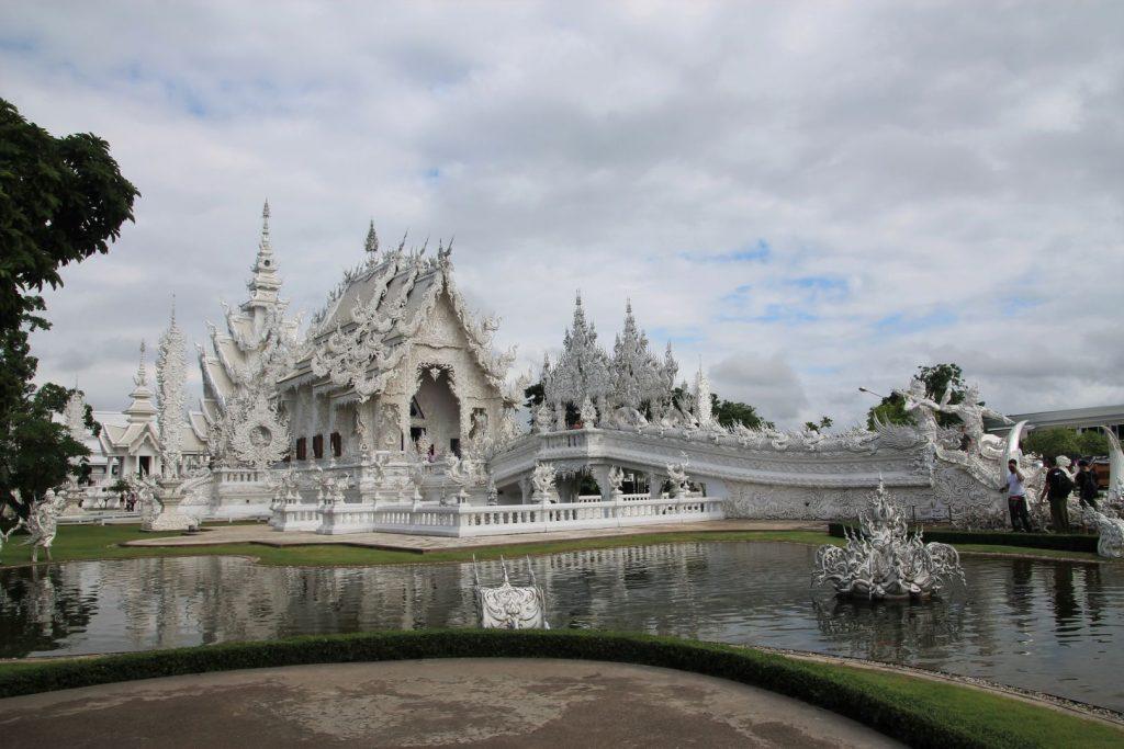 White Temple -Wat Rong Khun