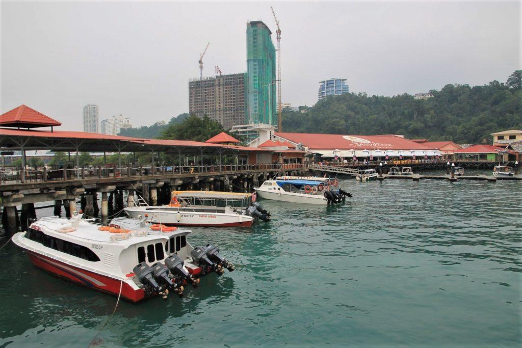 Kota Kinabalu Jettie