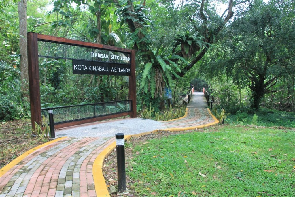 Kota Kinabalu Wetland Ramsar Site