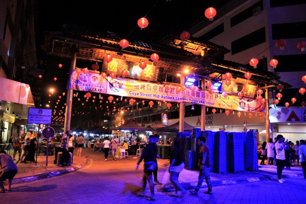 Lantern Festival Kota Kinabalu