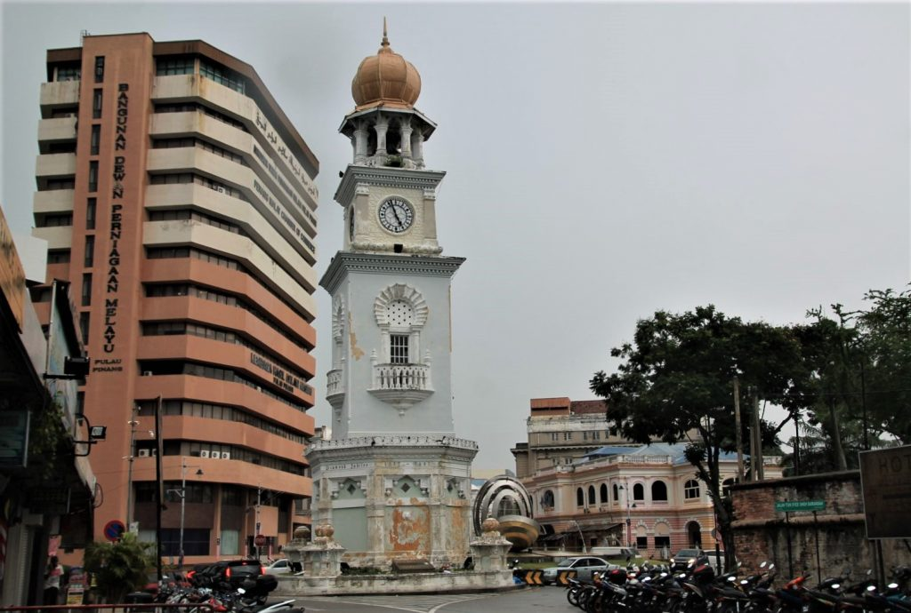 Queen Victoria Memorial Clock Tower