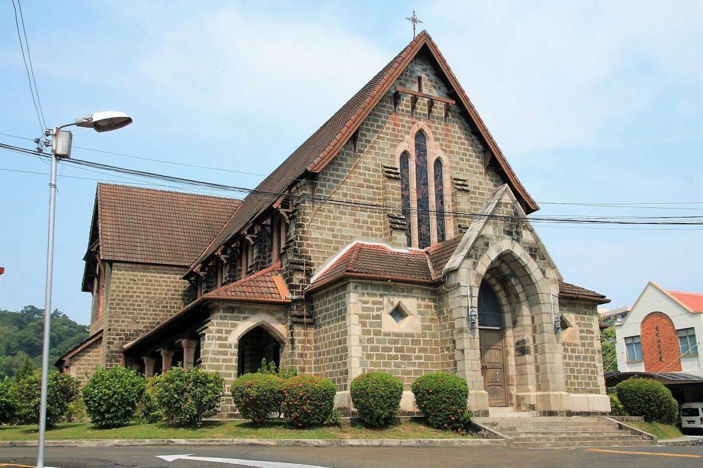 St.Michael's & All Angels Church Sandakan