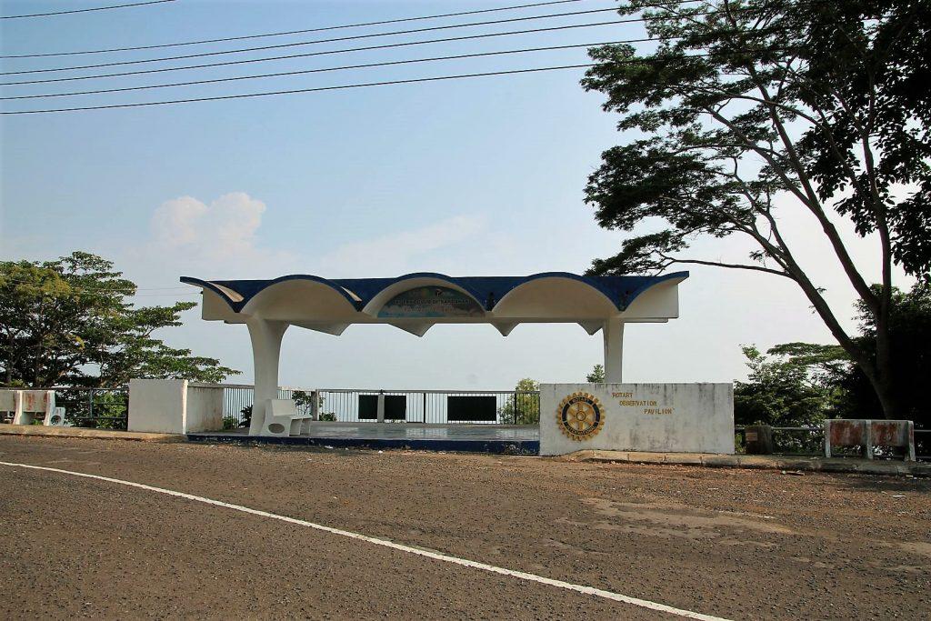 Rotary Observation Platform Sandakan