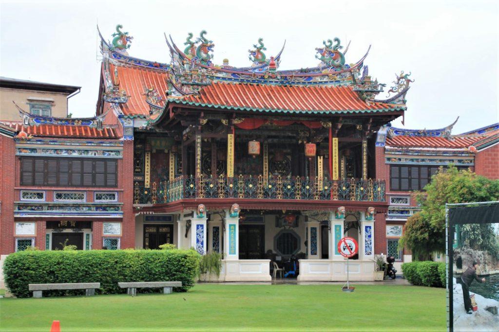 Cheah Kongsi Clan House Temple