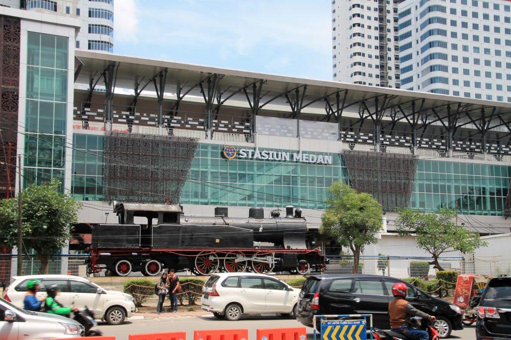 Train Station Medan