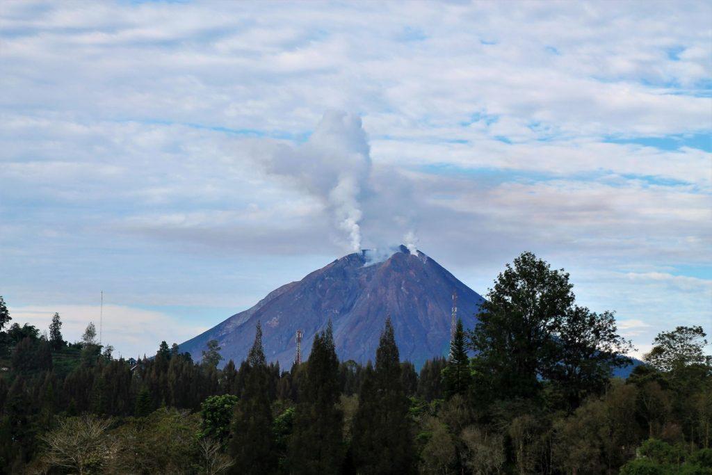Berastagi Mount Sinabung