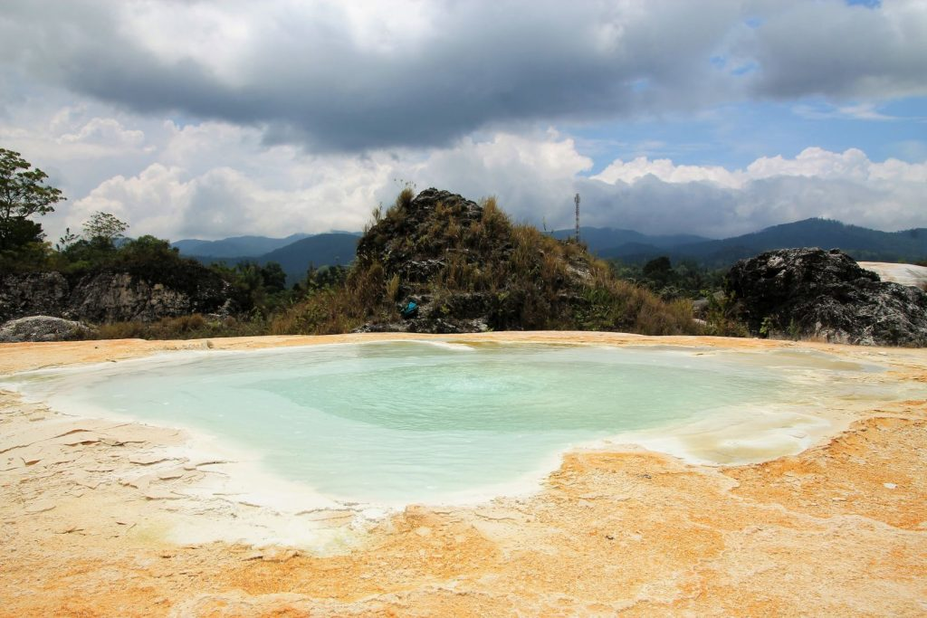 Sipoholon Hot Springs