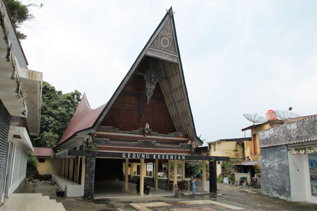 TukTuk, Samosir Island