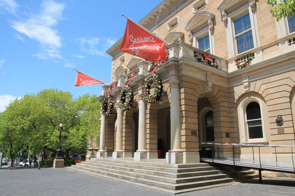 Hobart City Hall