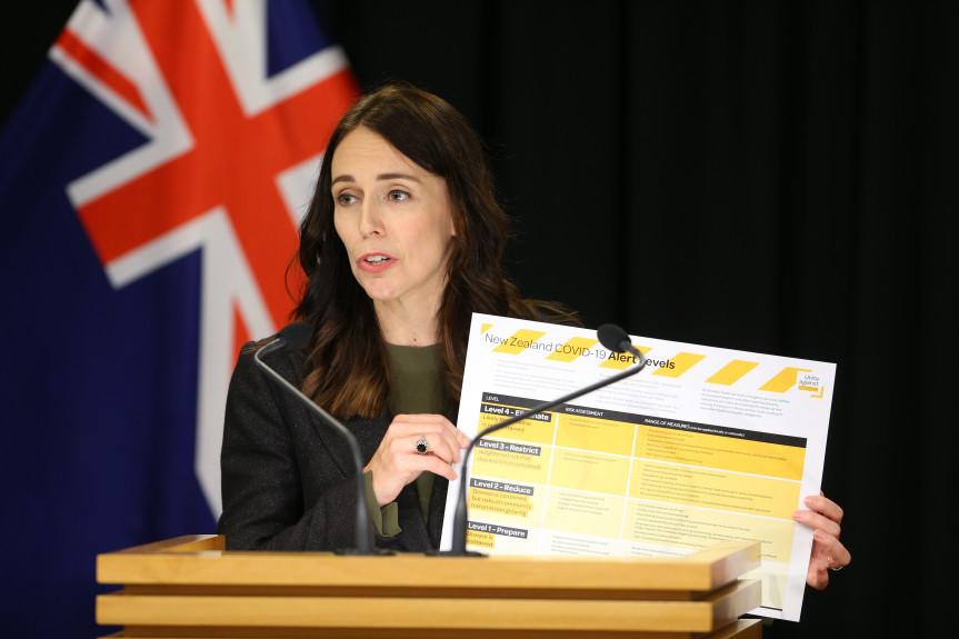 Prime Minister New Zealand